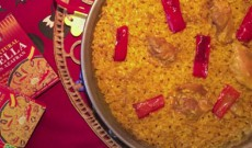 Traditional paella recipe
