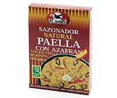 Natural paella: Box