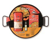 Kit paella small: Enamel